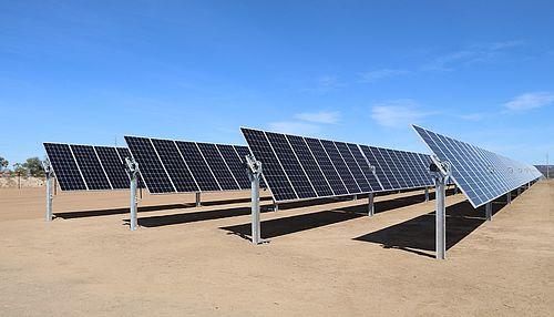 Solar Park Hughenden Baywa R E